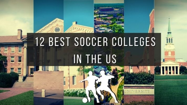 12 Best Soccer Colleges In The US