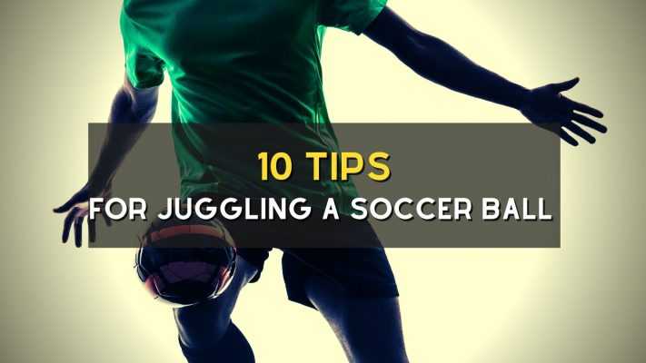 On How To Juggle A Soccer Ball Better