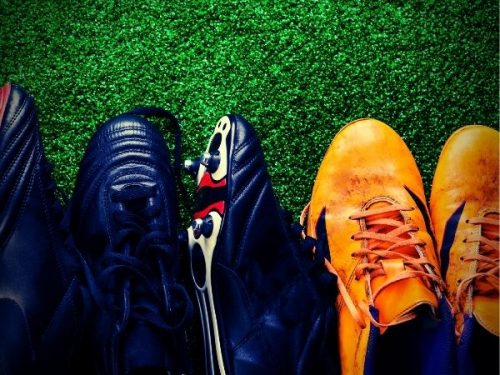 Men's Soft Ground Soccer Cleats
