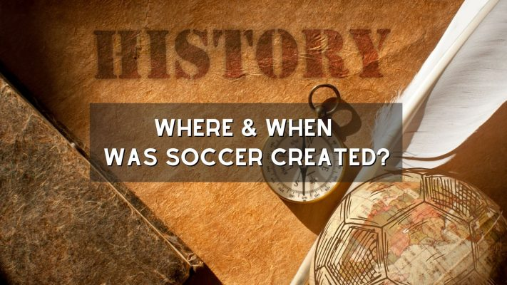 where and when was soccer created
